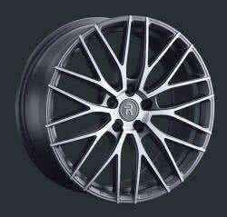 Диск Replay Replica Audi модель A122 размер 8.0x19/5x112 D66.6 вылет ET39