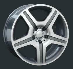 Диск Replay Replica Mercedes модель MR47_GMF размер 10.0x21/5x112 D66.6 вылет ET37